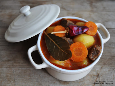 ragout boeuf legumes recette