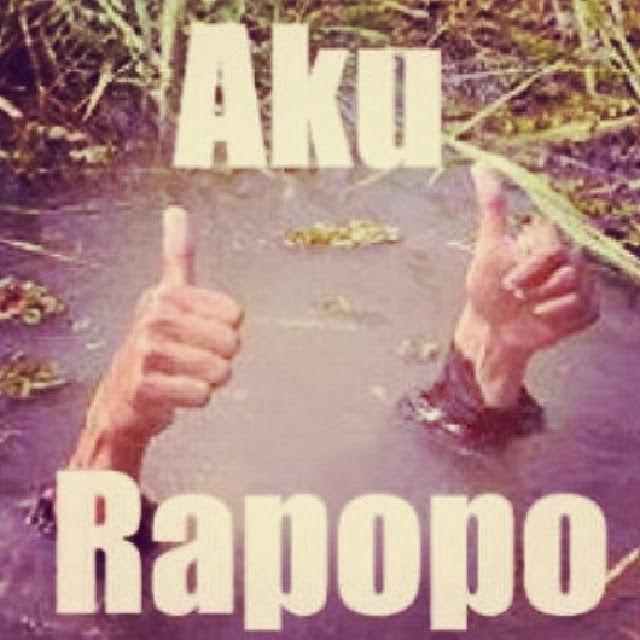 Download Gambar DP BBM Aku Rapopo Lucu Terbaru | Beat All Blogs