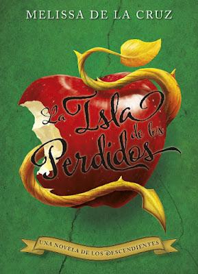 LIBRO - La Isla de los Perdidos   Precuela de la película Los Descendientes  Melissa de la Cruz (Disney - Julio 2015)  LITERATURA INFANTIL & JUVENIL  A partir de 12 años | Comprar en Amazon