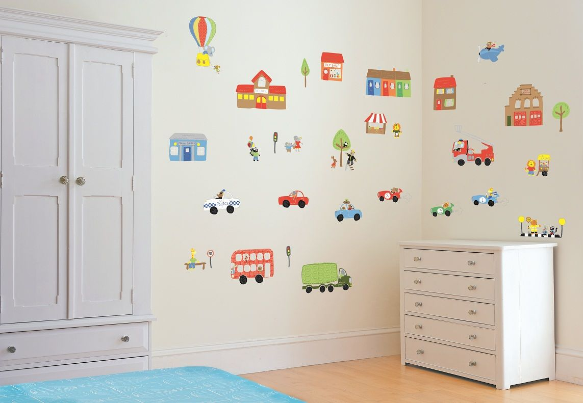 childrens wall stickers amp wall decals interior cool wall stickers for a kid s room decoration interior