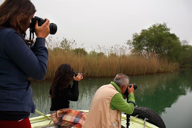 Göksu Nehri Tekne Turu Fotoğrafları