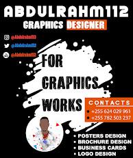Graphics Designer | Abdulrahm112