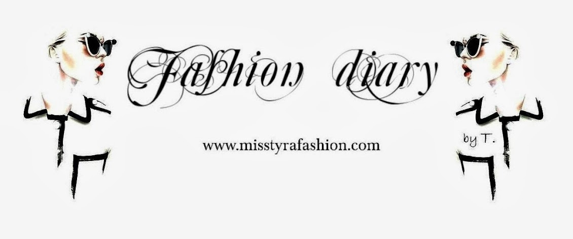 Fashion diary by T.