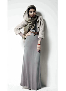 Tampil Stylish dengan Hijab