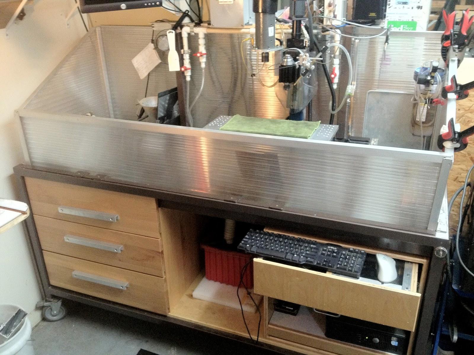 Superbe Taig Mill Cabinet Cncu0027d