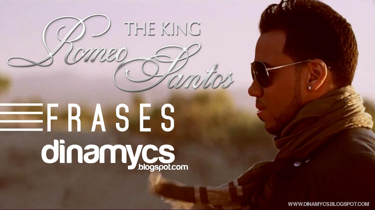 ROMEO SANTOS - Letras de canciones de Romeo Santos