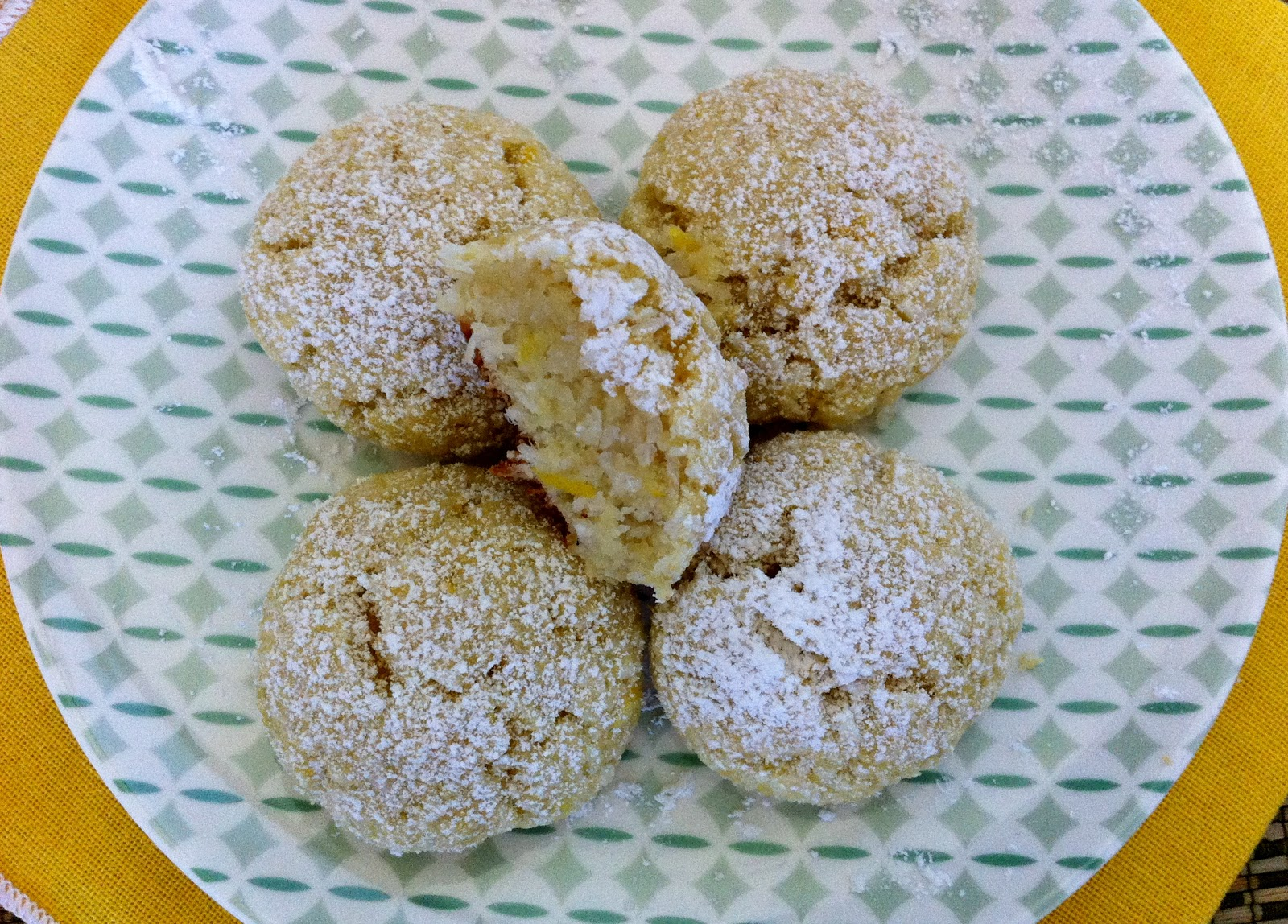 Simple plant based recipes moroccan coconut cookies moroccan coconut cookies forumfinder Images