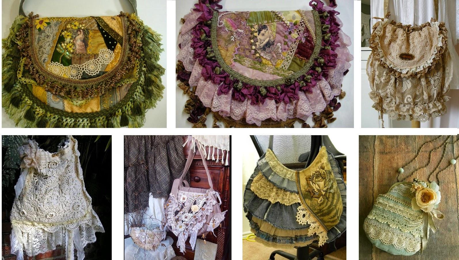 Текстильный бохо-стиль своими руками 68