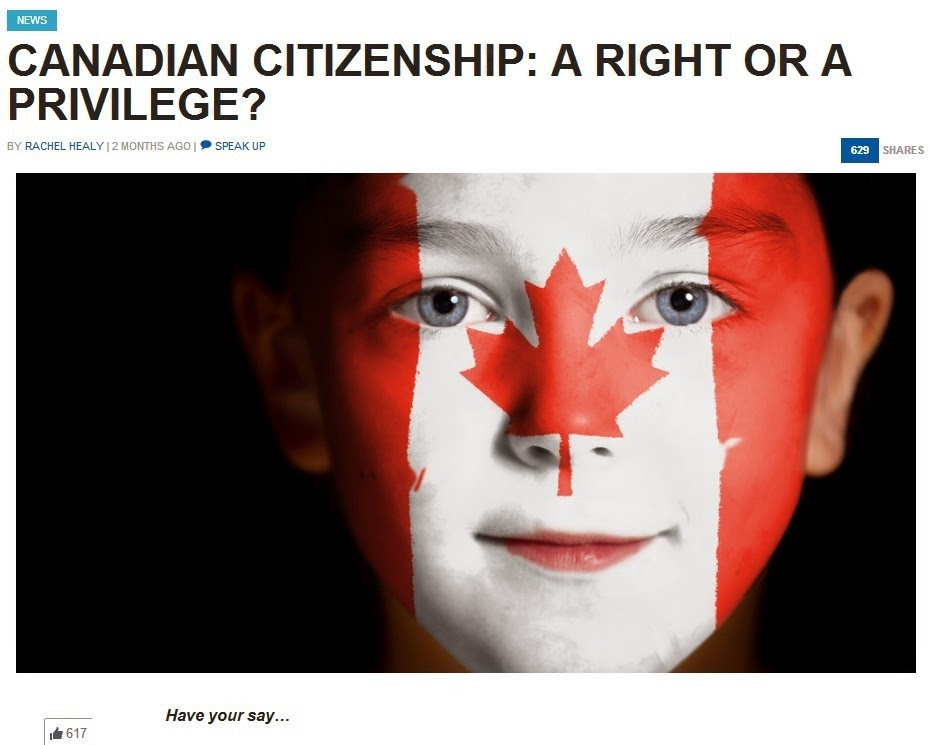 Canadian citizenship: Vancity Buzz