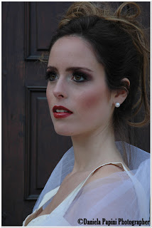 "Trucco sposa ""Glam bride at night"""