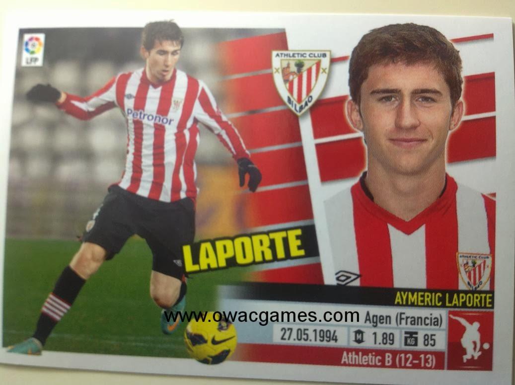 Liga ESTE 2013-14 Ath. Bilbao - 6B - Laporte