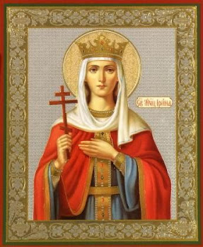 Azi 5 mai praznuirea Sfintei Mare Mucenite Irina