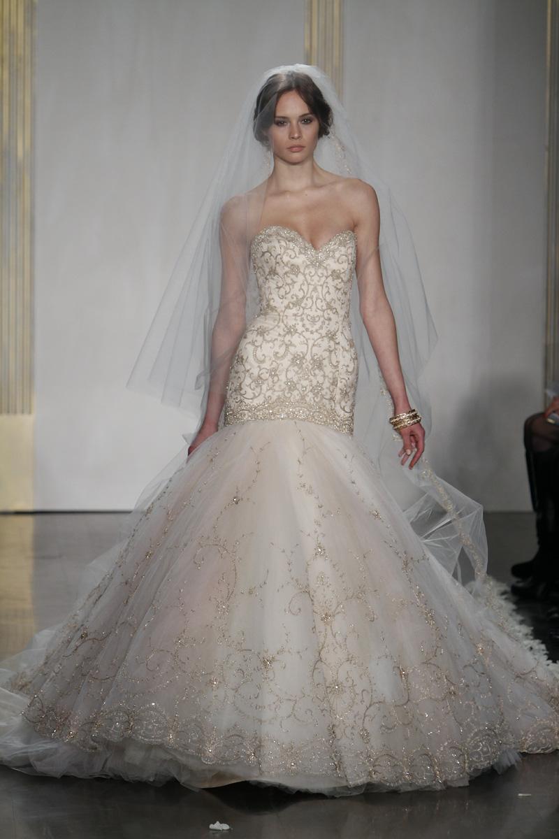 Robe de mariée 2012