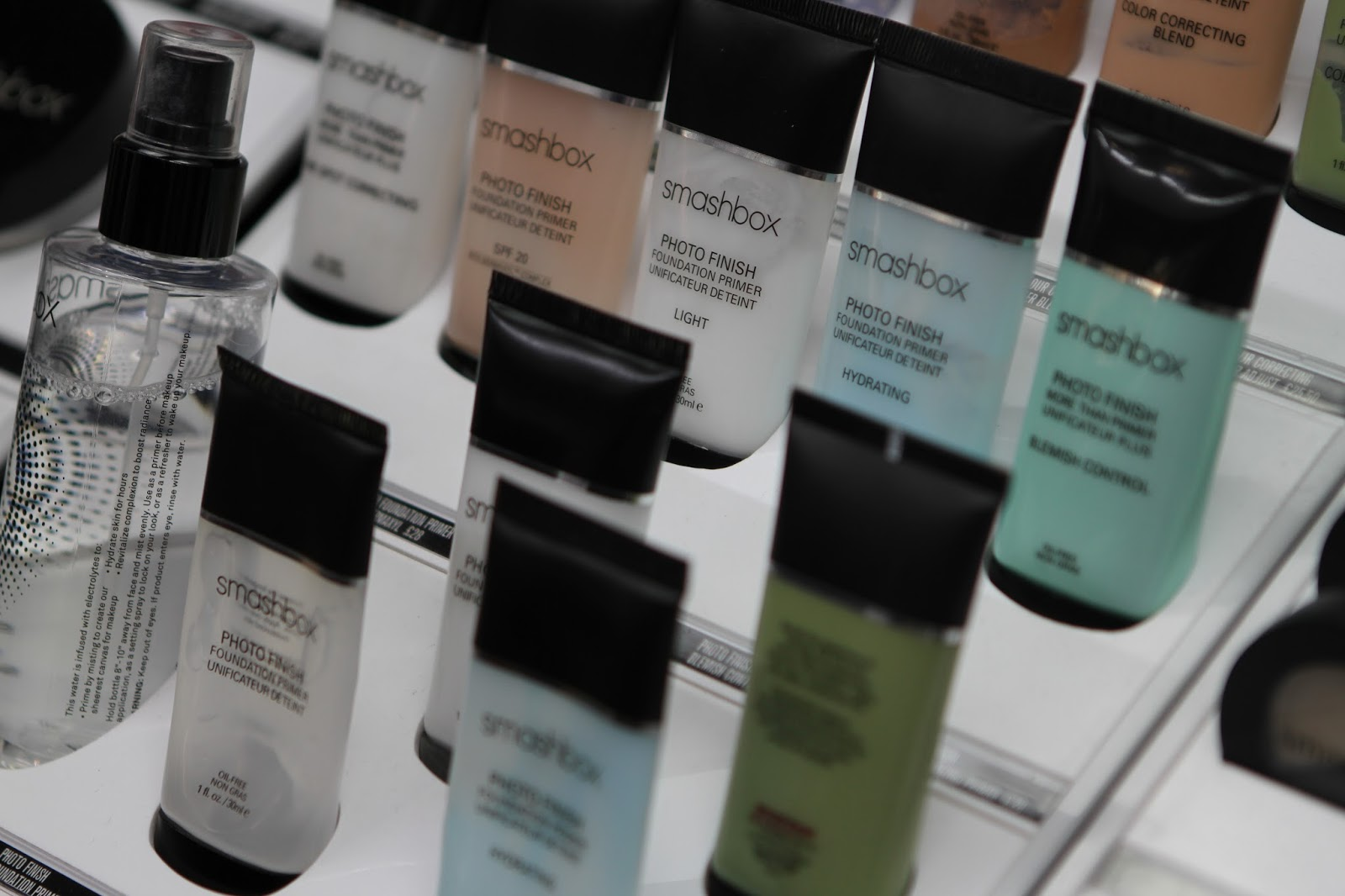 Smashbox primers