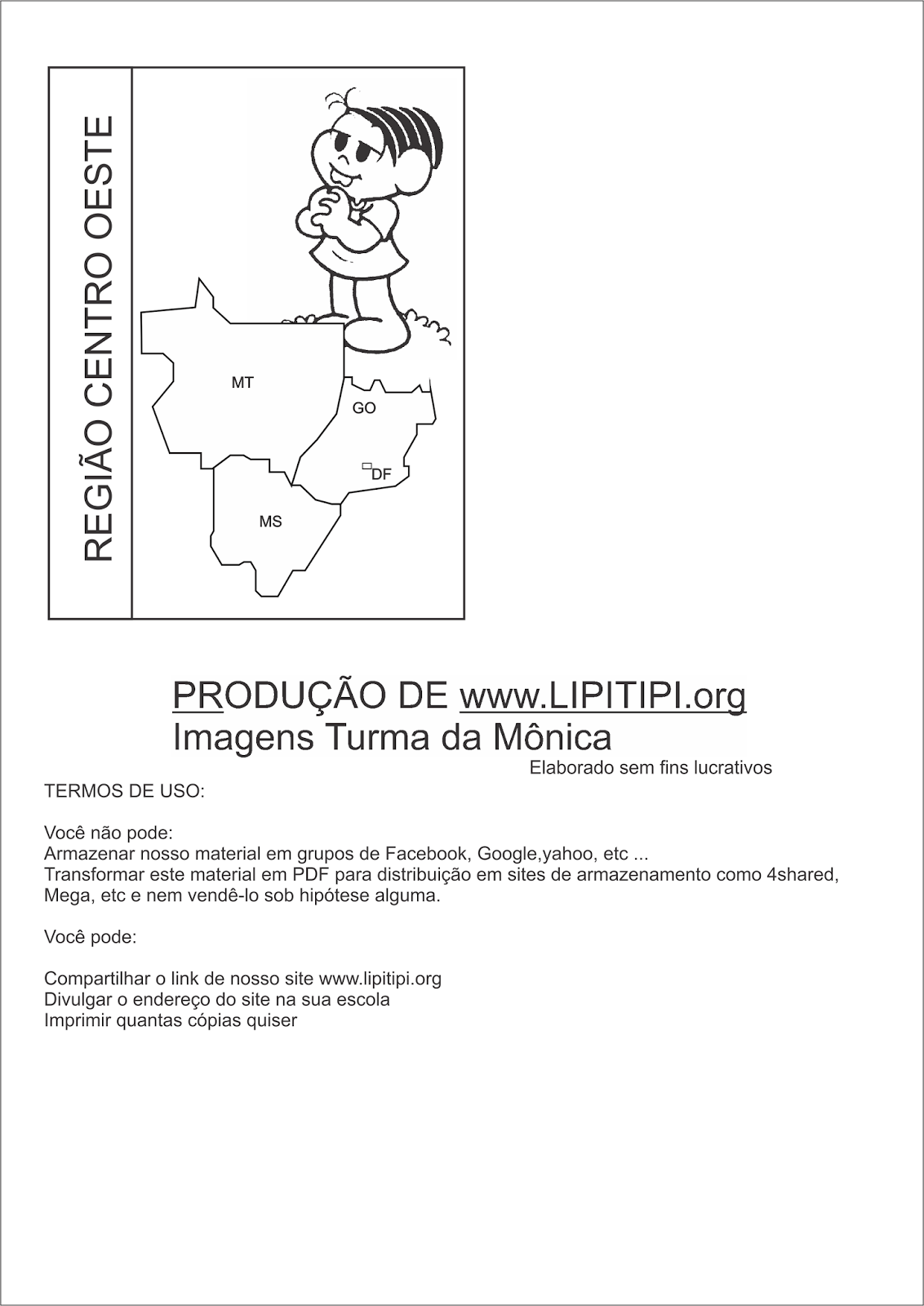 Atividade Lúdica Regiões Brasileiras Norte Nordeste Sudeste Centro oeste Sul