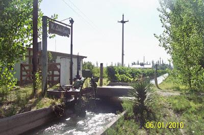 El Canal de la Patria Rama Norte Alto Verde