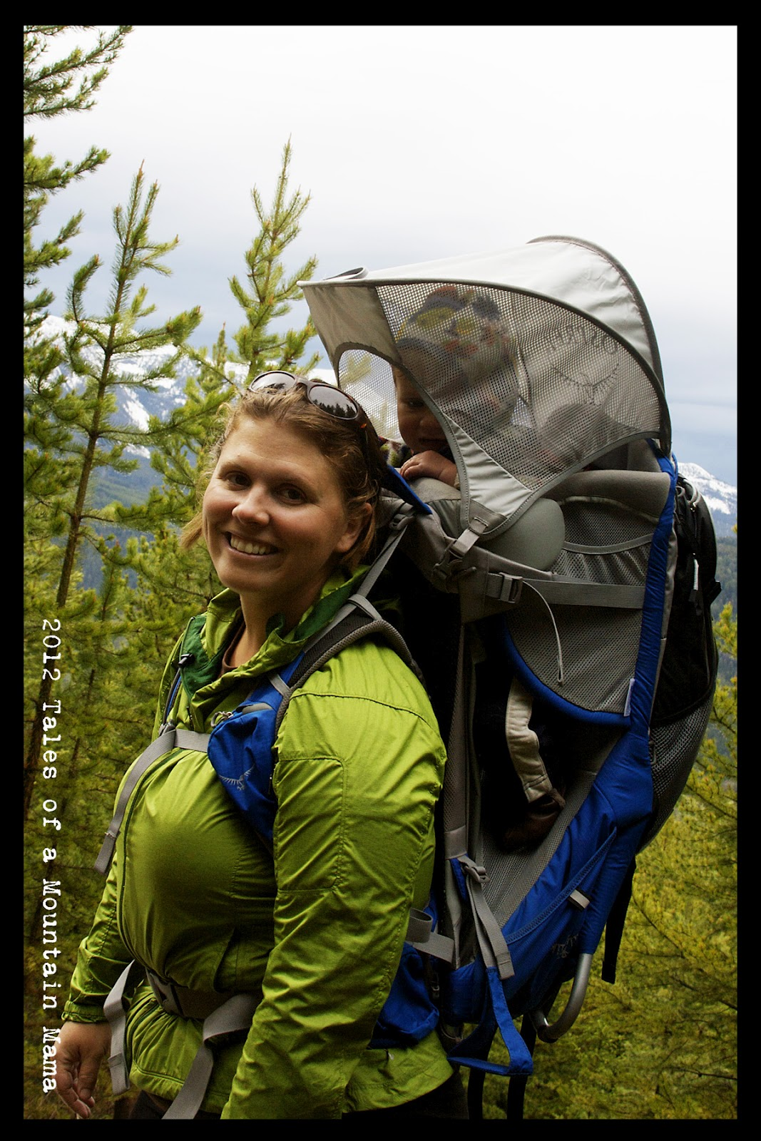 Osprey Poco Plus Kid Carrier Gear Review Tales Of A
