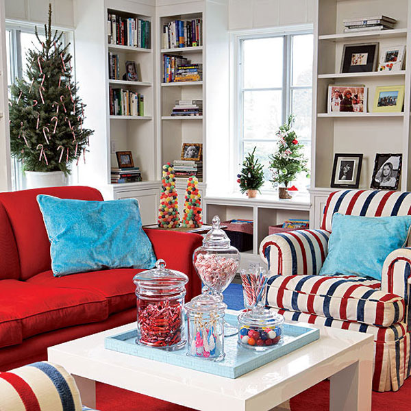Beautiful Christmas Decorations For Your Living Room: Home Decoration Design: Christmas Decoration Ideas