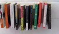 Görünmez kitaplık ve kitaplar