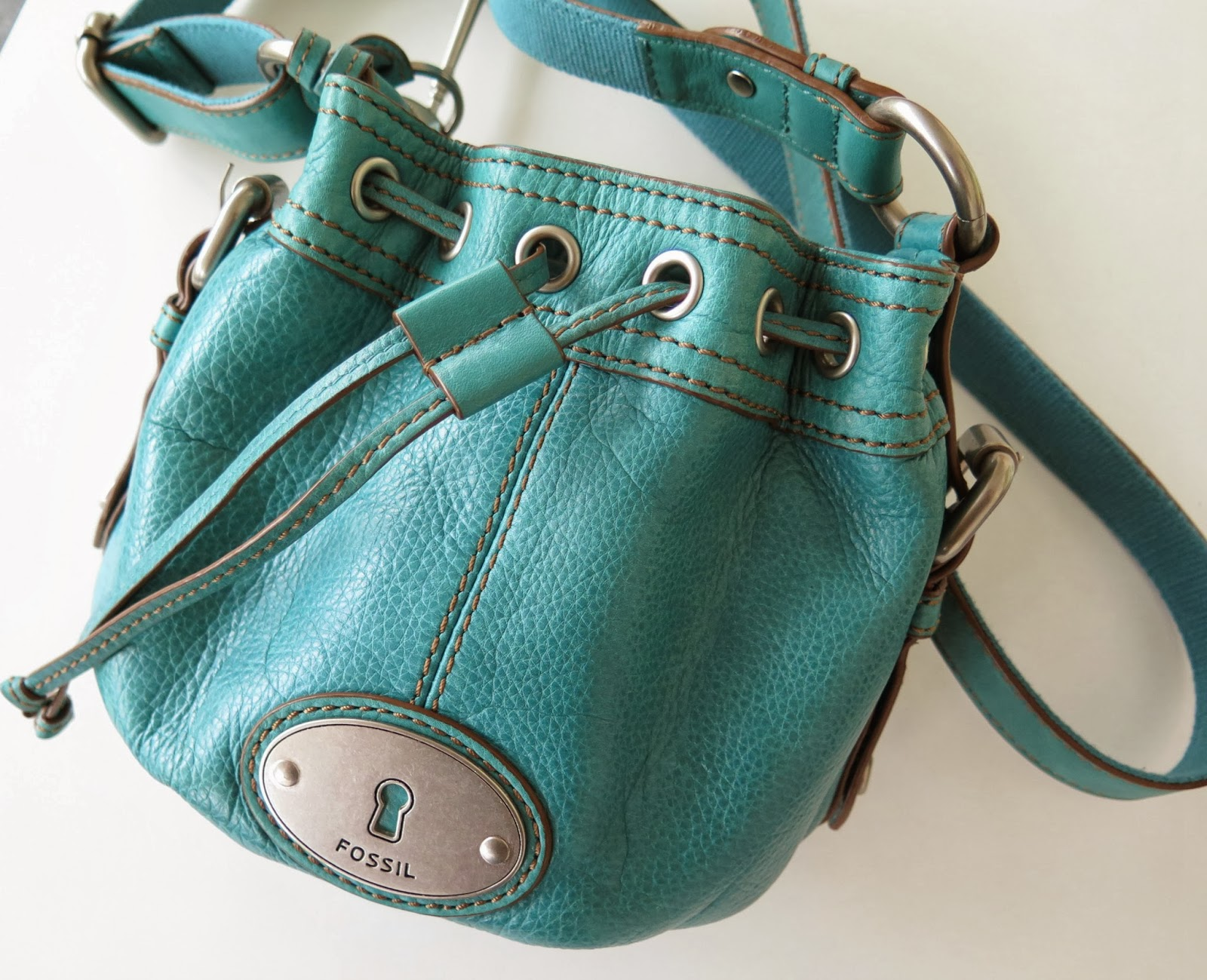 Fossil Bag, Michelle Louise Love