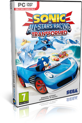 Sonic & All-Stars Racing: Transformed [Español] [PC]