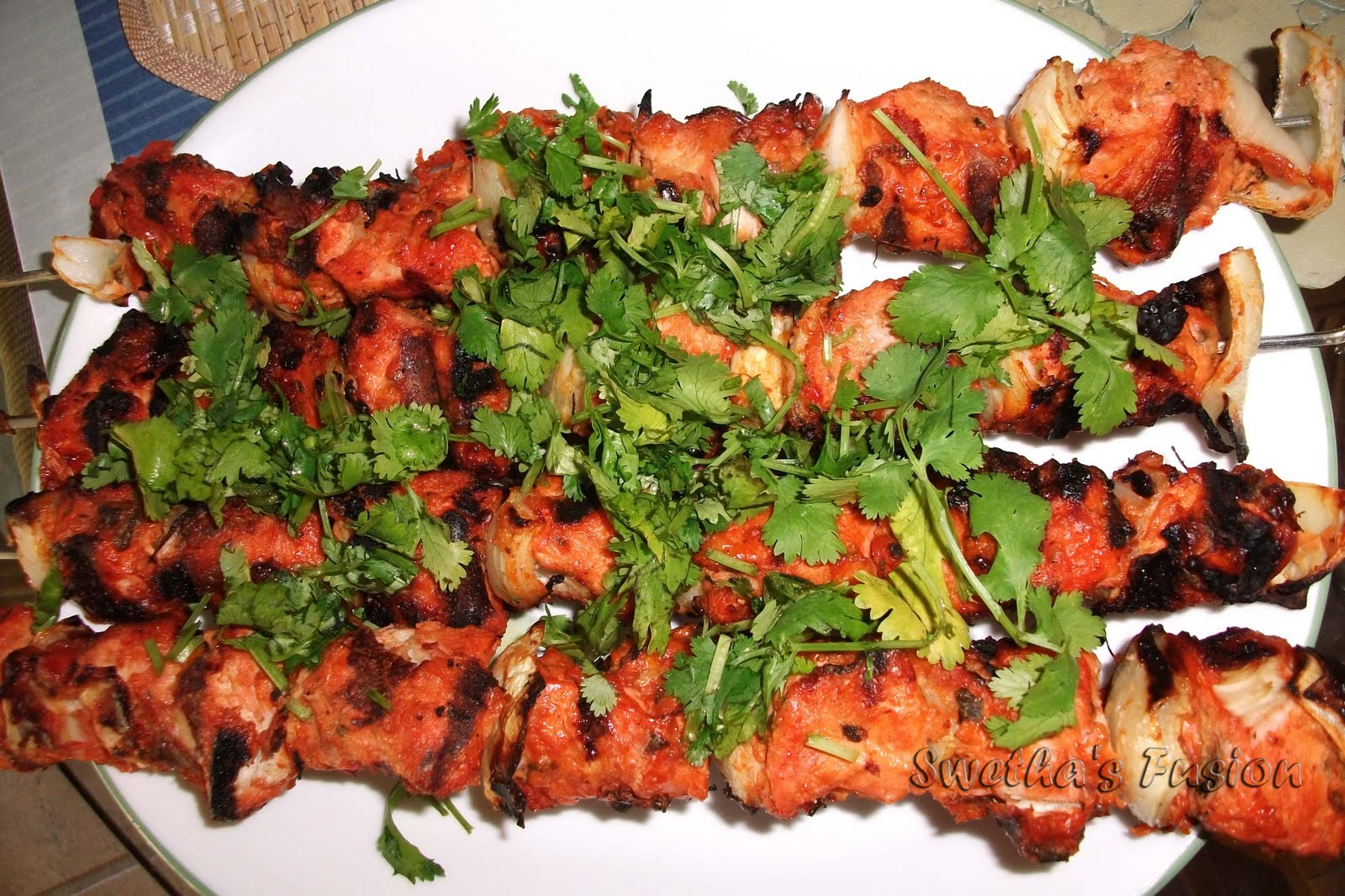Chicken Kebab (Chicken Kabab) Recipe — Dishmaps