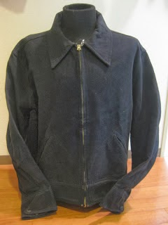 30's COTTON FLANNEL JACKET