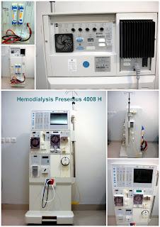 Jual Mesin Hemodialisis Alat Untuk Cuci Darah - Harga Terjangkau Hemodialysis+Fresenius+4008+H