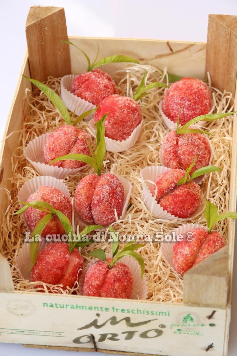 Peschine dolci easy di viviana for Siti ricette dolci