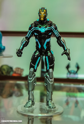 Hasbro 2013 Toy Fair Display Pictures - Marvel Universe - Marvel Now Iron Man