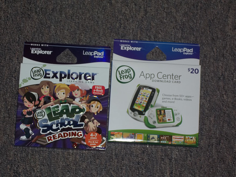 leapfrog installed of get for to get leapster connect and