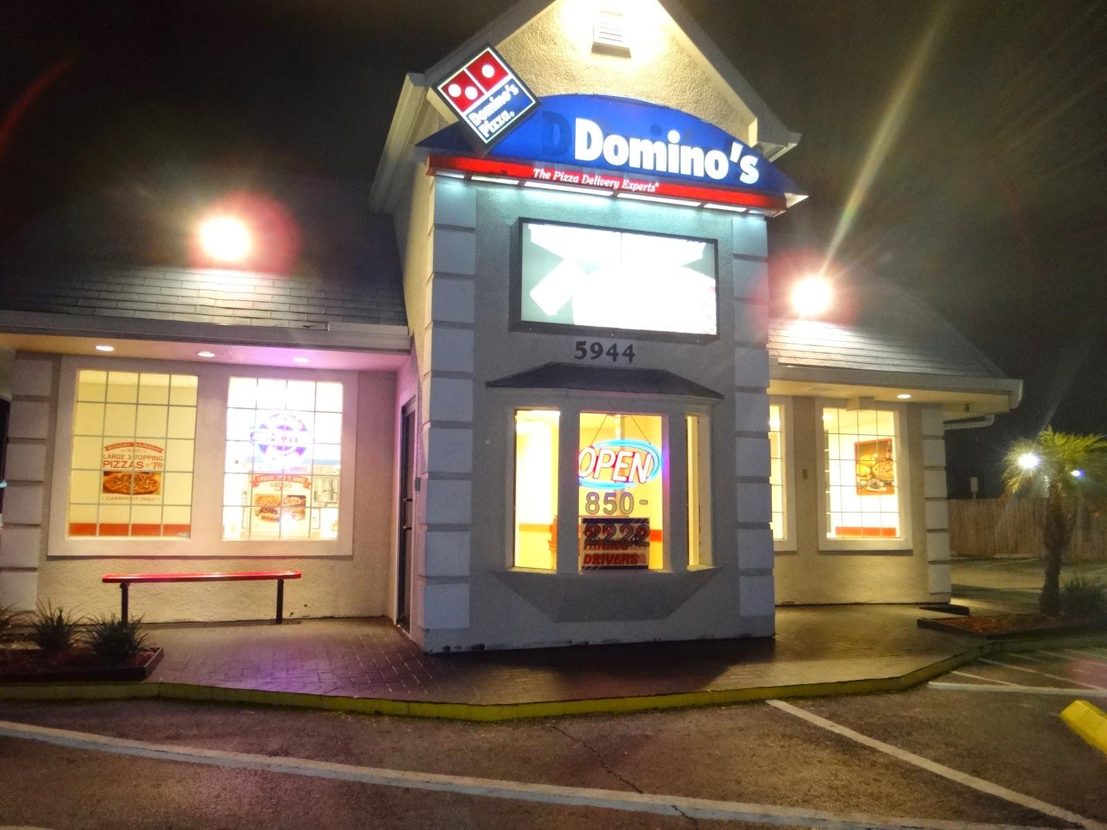 domino's - orlando
