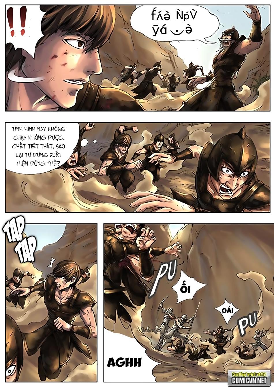 Đường Dần tại Dị Giới trang 10