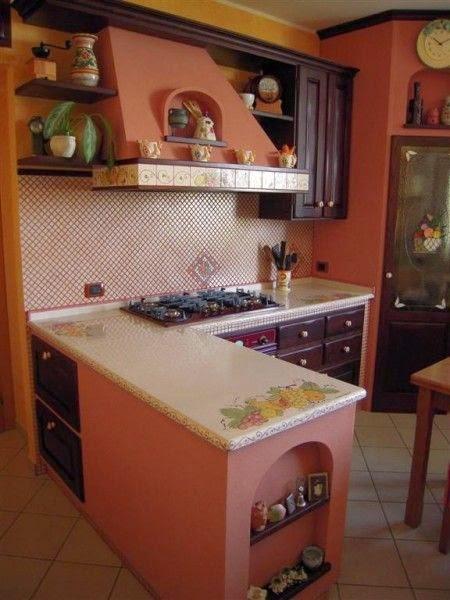 Lo posso fare: cucine in muratura