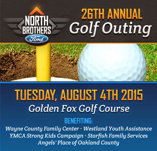 26th Annual North Brothers Golf Outing Kicks Off August 4th