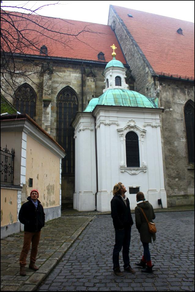 crossfit sightseeing bratislava