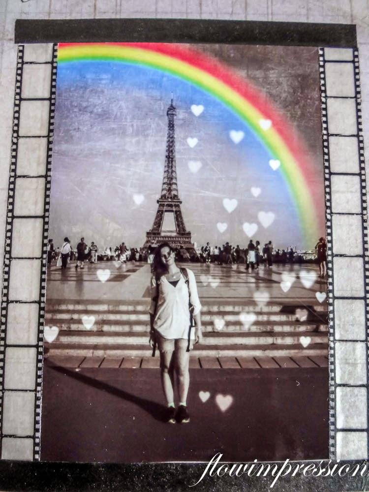 Foto Paris Eifelturm