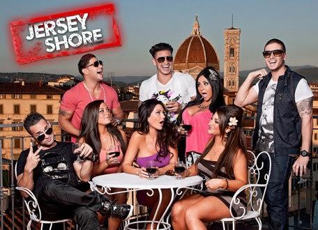 TV Criticism 2014: Jersey Shore: A 'train wreck' documentary.