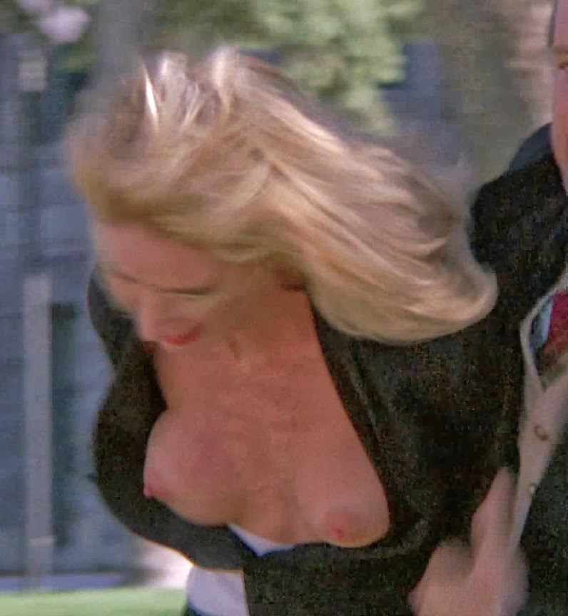Excited too Blonde from roadhouse nude