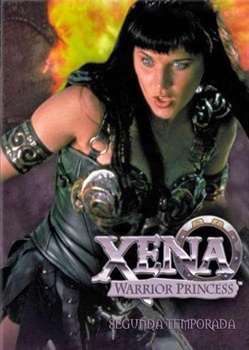 Xena La Princesa Guerrera Temporada 2 Completa Latino