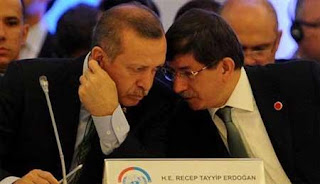 Erdogan dan Davutoglu
