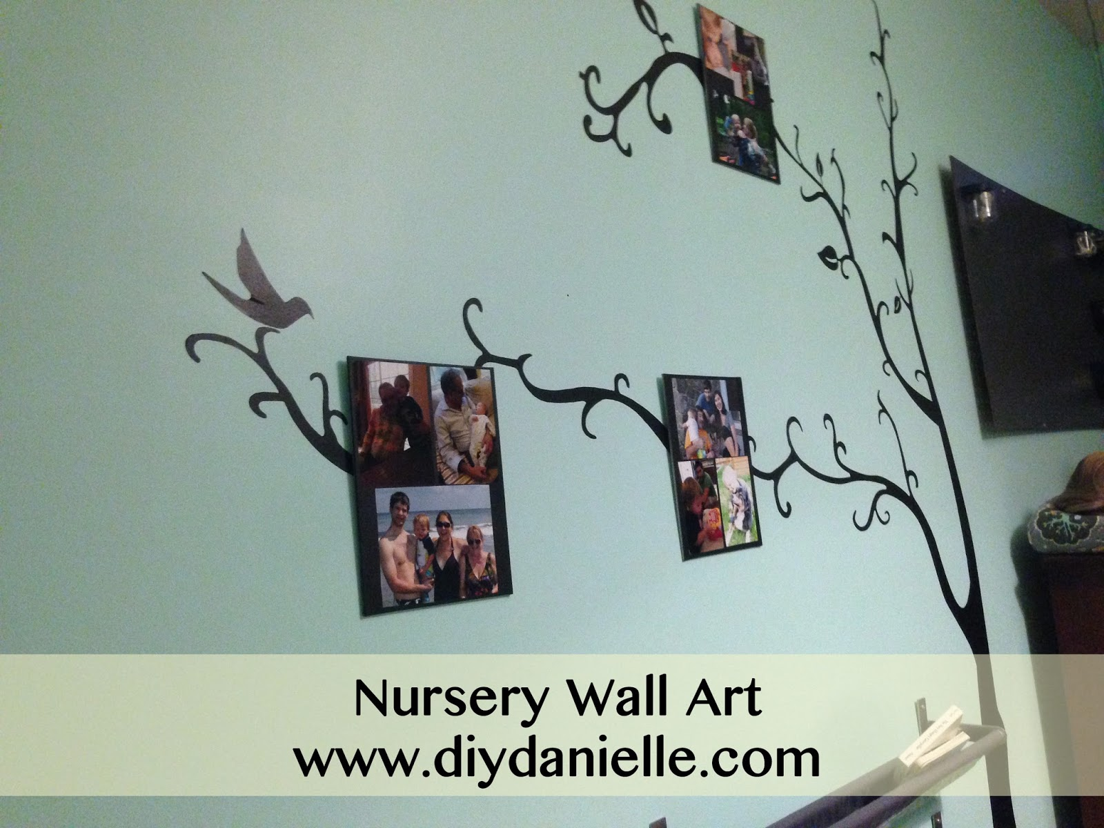 diy nursery wall art