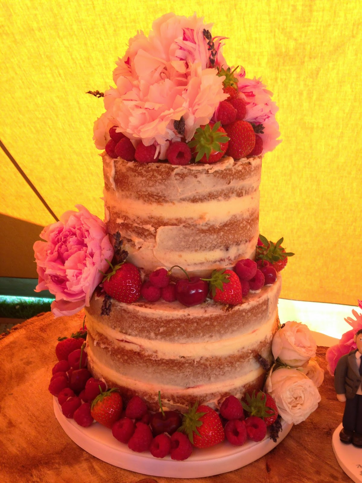 The Mary Berry Wedding Cake