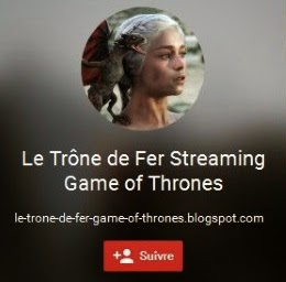 Game of Thrones Streaming page Google+