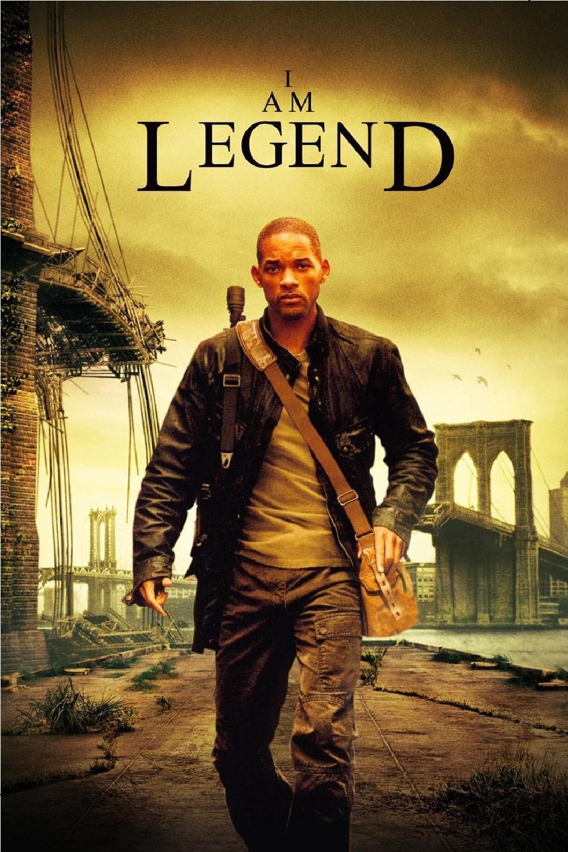 I Am Legend (2007) Poster