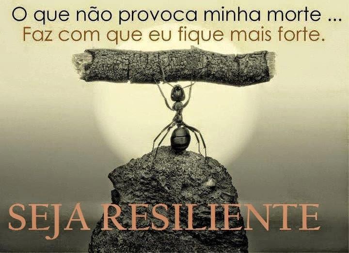 Resultado de imagem para resiliente