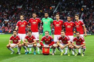 line-up manchester united vs brugge