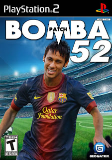 Torrent Super Compactado Bomba Patch Neymar no Barça 2013 PS2