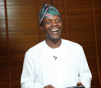 APC Vice Presidential Candidate, Prof. Yemi Osinbajo Shares New Photos