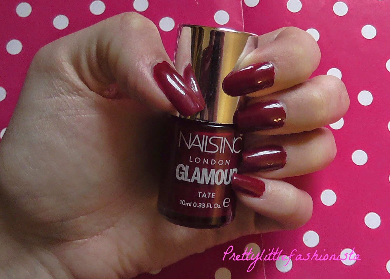 NOTD: Nails Inc Tate